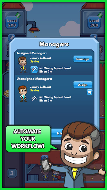Idle Miner Tycoon APK MOD Unlimited Money