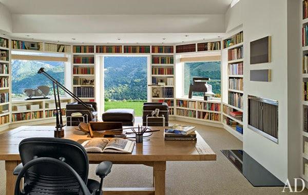 Tidak Semestinya Kedudukan Perpustakaan Anda Adalah Di Dalam Sebuah Bilik Sekiranya Memiliki Rumah Bertingkat Inilah Masanya Untuk Menggunakan