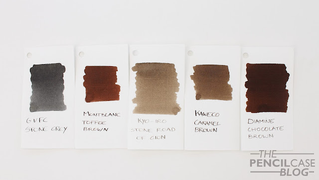 Inktastic Kyo-Iro Stone Road of Gion ink review