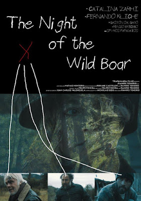 The Night Of The Wild Boar 2016 DVD Custom HDRip NTSC Latino