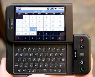 os android pertama di dunia yang di usung htc dream