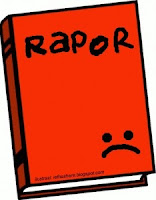 gambar ilustrasi rapor merah