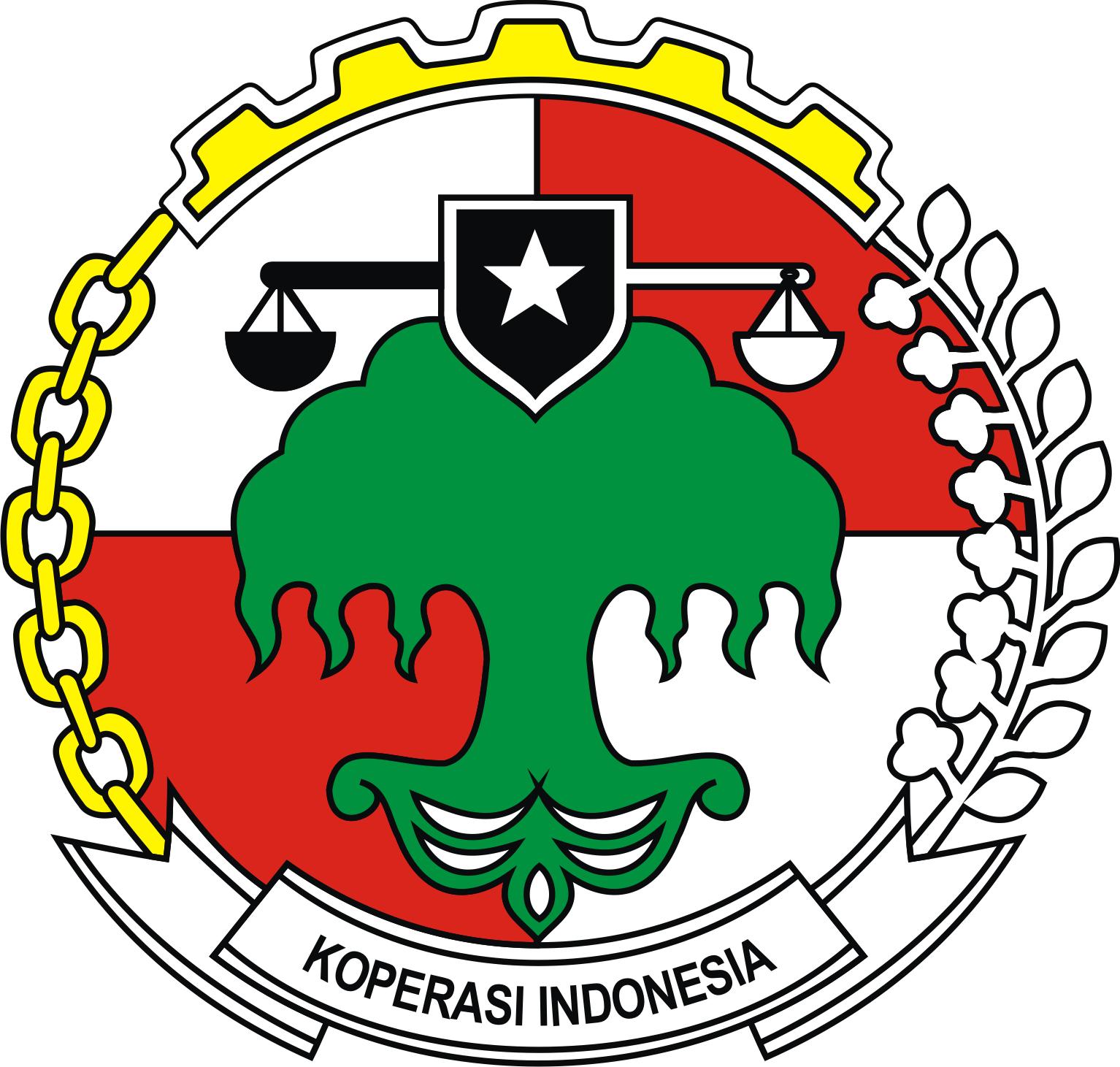 lambang atau logo koperasi lama
