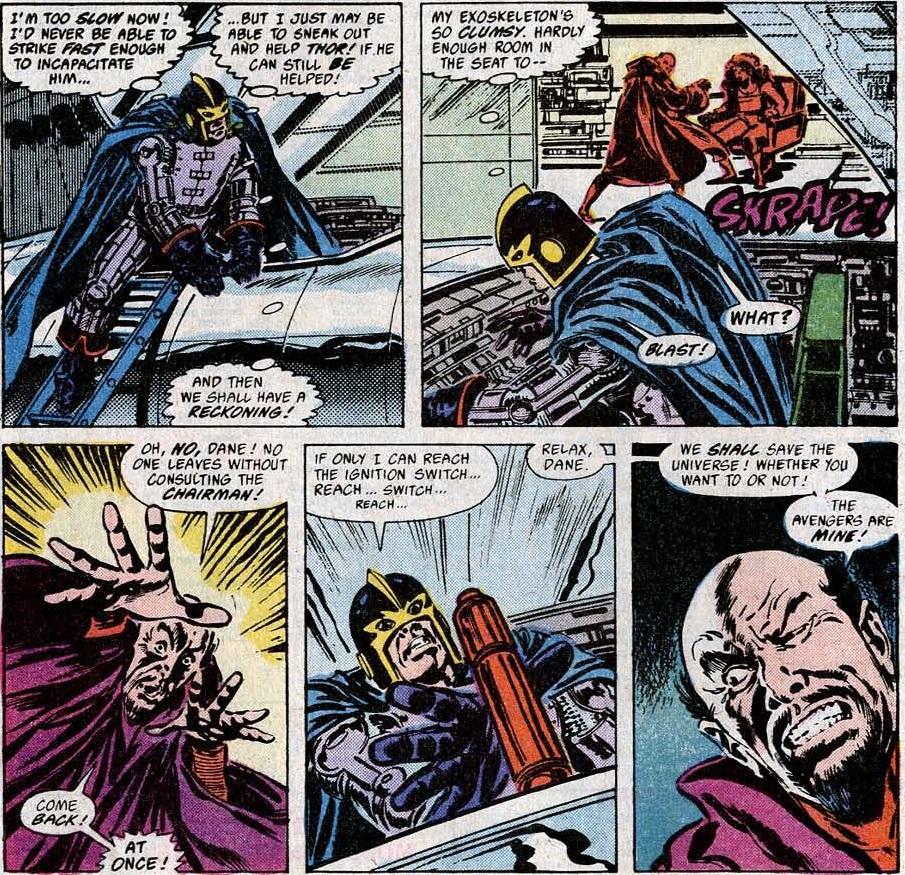 Marvel Comics of the 1980s: April 2017