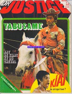 Magazine Dr Justice, numéro 15, 1976