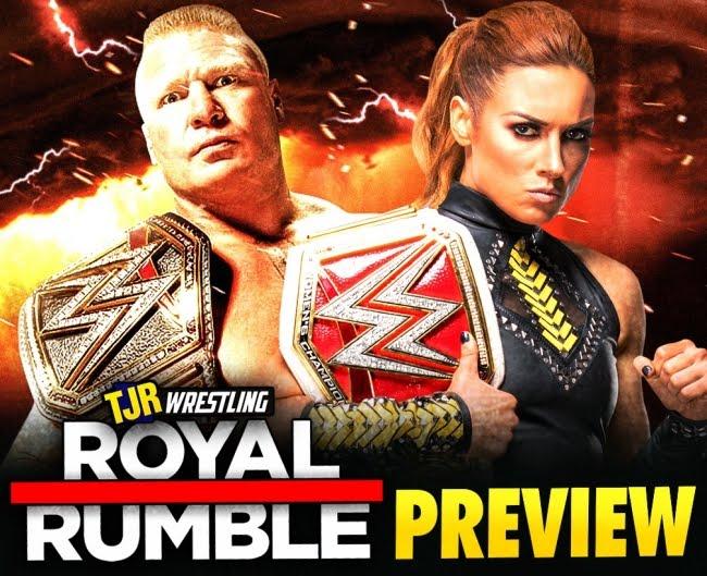 WWE Royal Rumble 2020 PPV 700MB WEB 480p