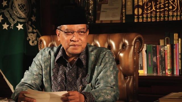 Ketum PBNU: Pelakau Bom Kampung Melayu mendapat Dua Dosa