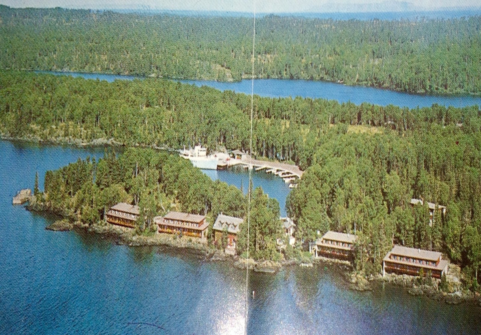 Isle Royale Cabins Cabin On Pinterest Chuck S Adventures