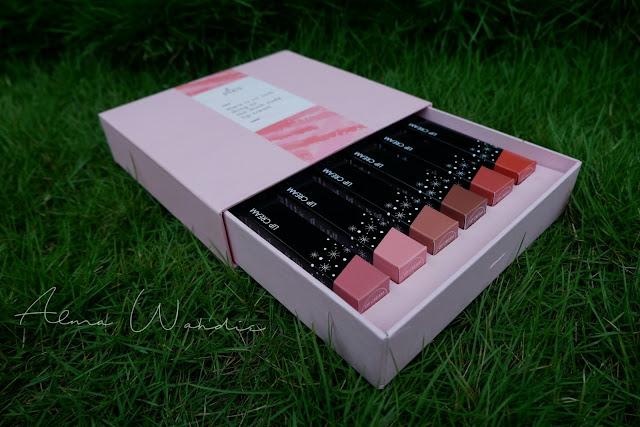 Review lengkap PIXY Lip Cream Nude Series: Varian terbaru PIXY yang diluncurkan di Palembang