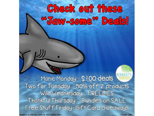 Ocean of Steals Deals and Giveaways is BACK!!