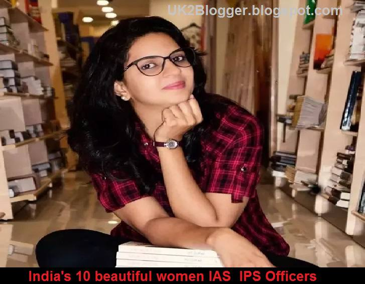 Most popular and lovely females who were IAS IPS officers in
