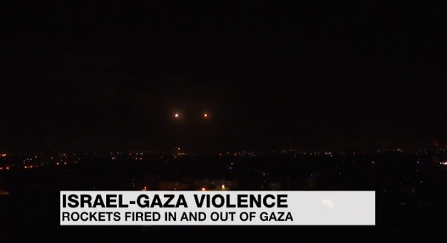 Israel serang Gaza dan membunuh seorang wanita hamil dan anaknya