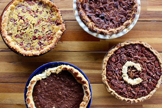 Assorted Pies | Nothing in the House