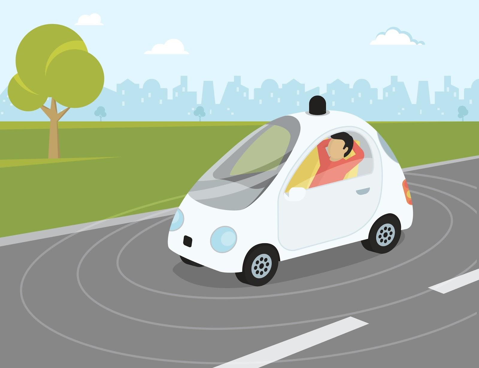Self Driving Cars Ethics