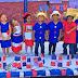Colegio MIDUHO exalta la  identidad Dominicana