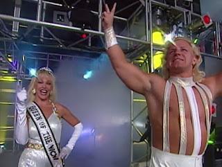 WCW Slamboree 1997 - Jeff Jarrett (w/ Debra) faced Dean Malenko