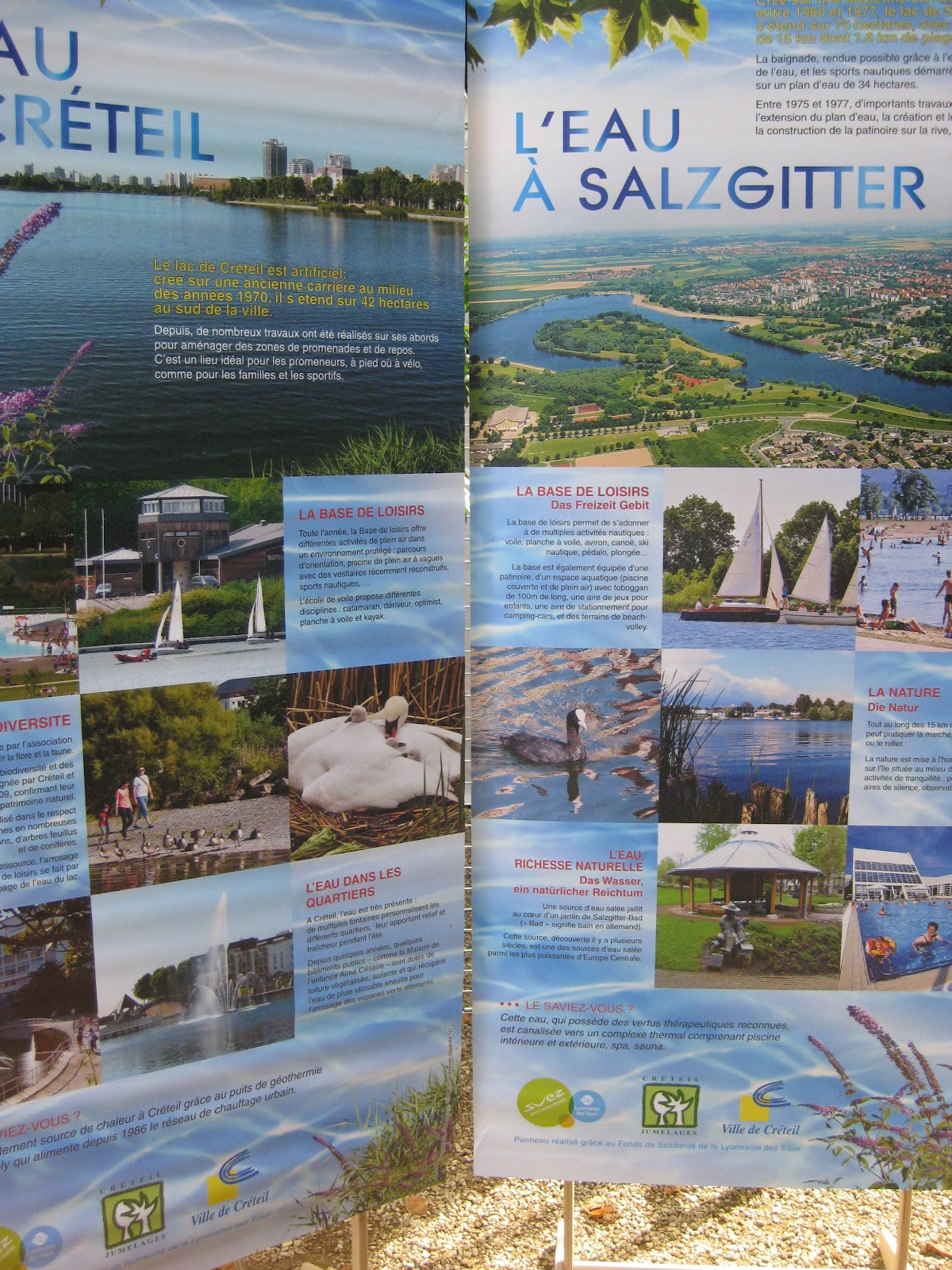 Salzgitter-Blog: Was haben Créteil und Salzgitter gemeinsam?