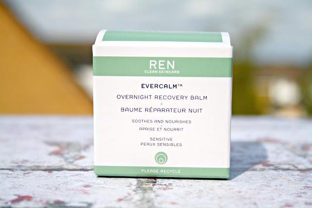 REN Evercalm Overnight Recovery Balm