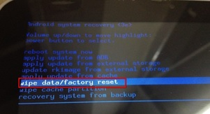 Alldaymall A88X hard reset format factory mod recovery rom