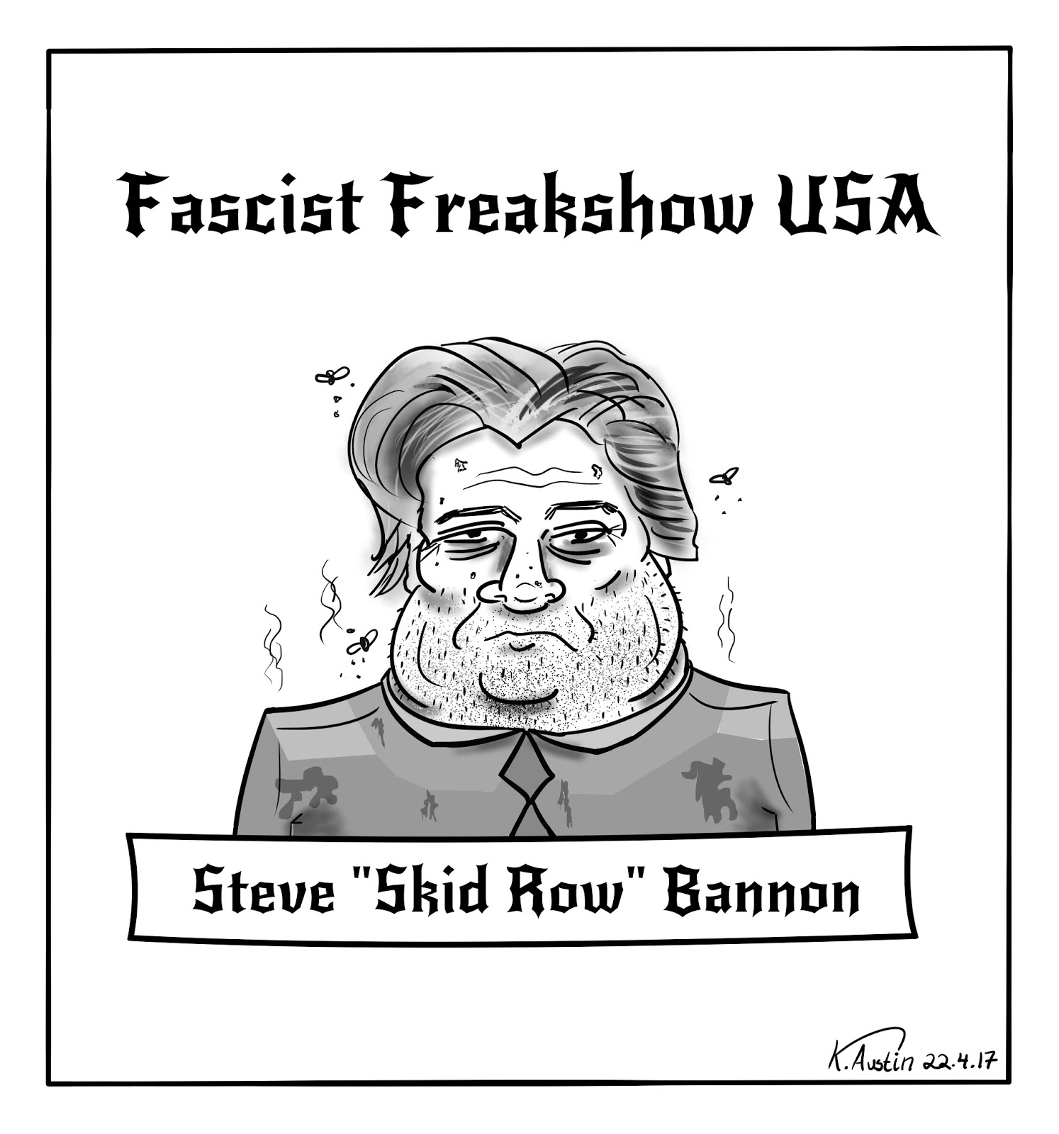 Freak's Own 14: Fascist Freakshow USA