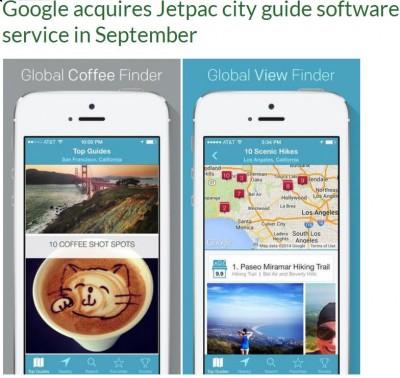 Google 'Bajak' Layanan Navigasi iPhone