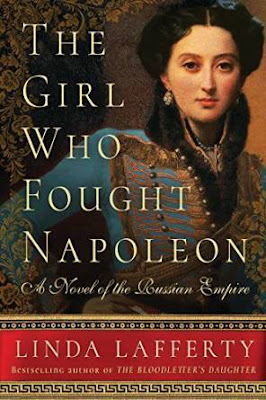 Review: The Girl Who Fought Napoleon by Linda Lafferty