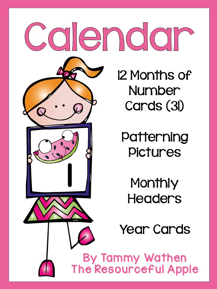 Calendar Math for Primary Grades