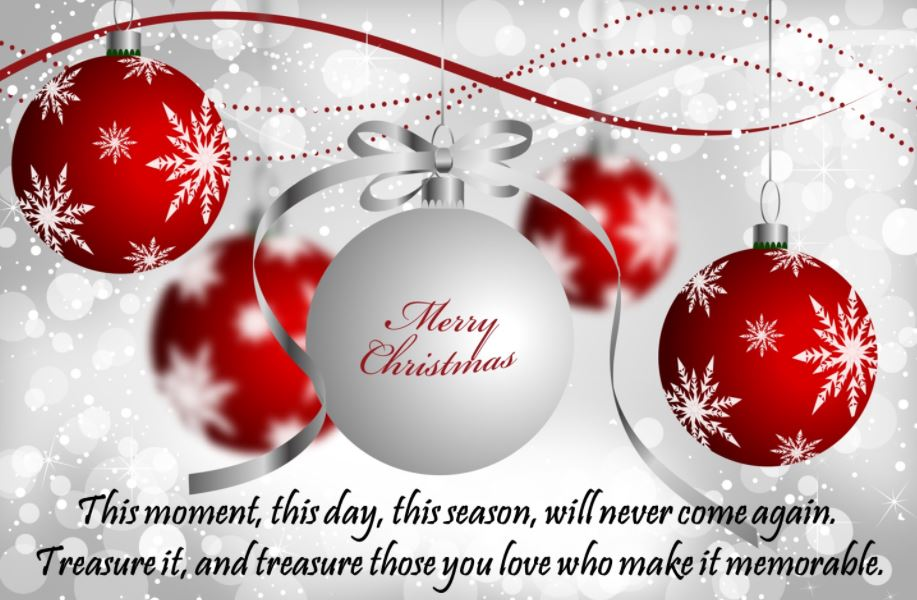 Merry Christmas Quotes, Christmas Greeting Cards, Sayings For Friends,  Family