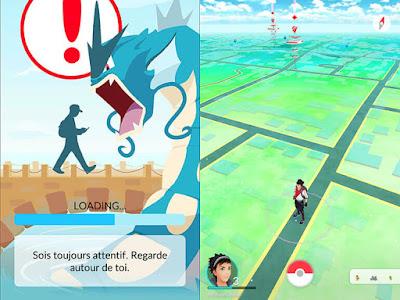 طريقة تنصيب و تشغيل pokemon go للاندرويد APK