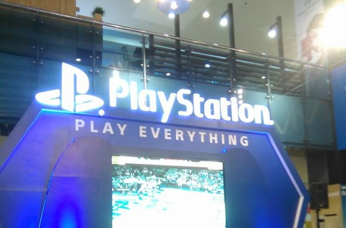 Play Everything At Playstation Asia's Roadshow At SM North Edsa Annex