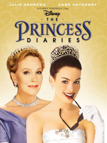 The Princess Diaries (2001) Dual Audio Hindi 350MB BluRay 480p ESubs