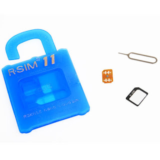 R-SIM 11 RSIM Nano Unlock Card iPhone 4S 5 5S 5C 6 6+ 6s 6s+ Plus 4G LTE iOS10^