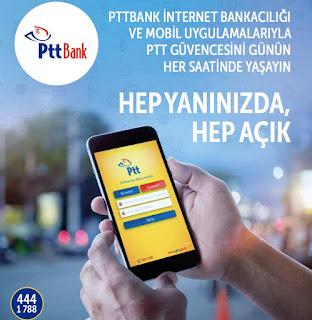 Ptt Telefon Bankacılığı