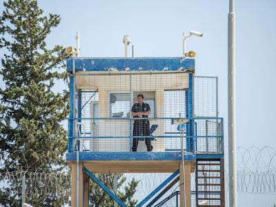 בית הכלא כרמל בעתלית (צילום: יותם רונן)