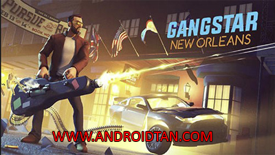 Gangstar New Orleans Mod Apk + Data v1.5.0h Unlimited Ammo Terbaru