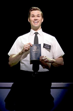 What is the book of mormon musical about