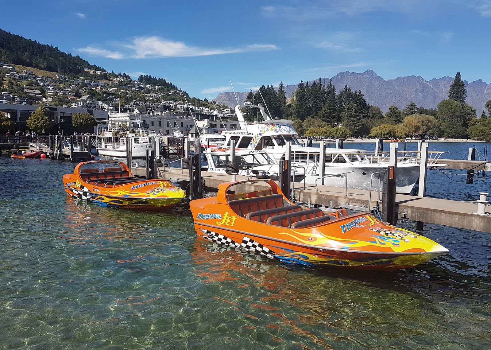 Euriental | luxury travel & style | Thunder Jet Queenstown, New Zealand