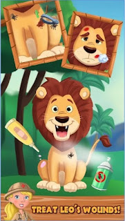 Game Jungle Animal Doctor App