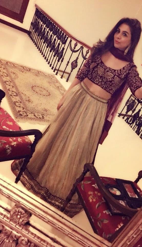 Pakistani formalwear by Sehrish Rehan