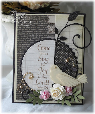 Our Daily Bread Designs, Sing for Joy