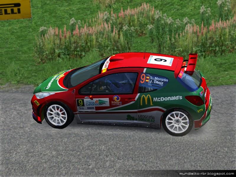 207_Monzon_Rallye_de_Canarias_2012