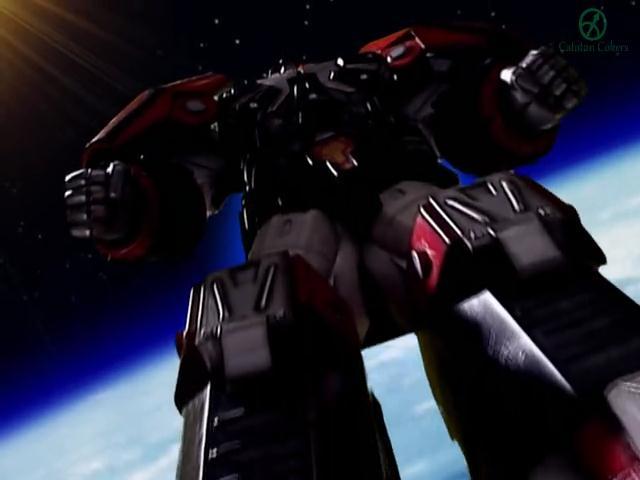 Chouseishin Gransazer Episode 1 - More info
