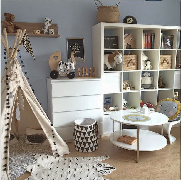 Shared Boys Bedroom Storage: The Boo And The Boy: Kids' Rooms On Instagram