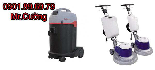 Cho thuê thiết bị vệ sinh công nghiệp