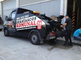 Empresa de desatascos en Badalona
