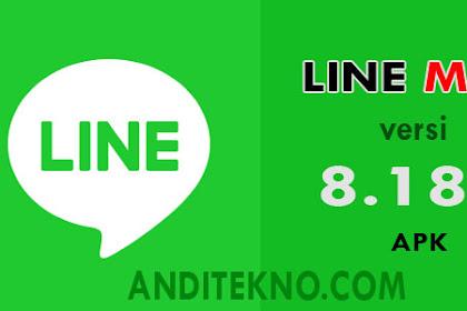 Download LINE MOD APK Versi 8.18.1 Terbaru 2019