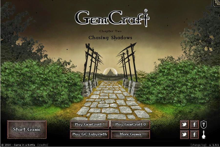 Gemcraft chapter 2 PC game crack Download