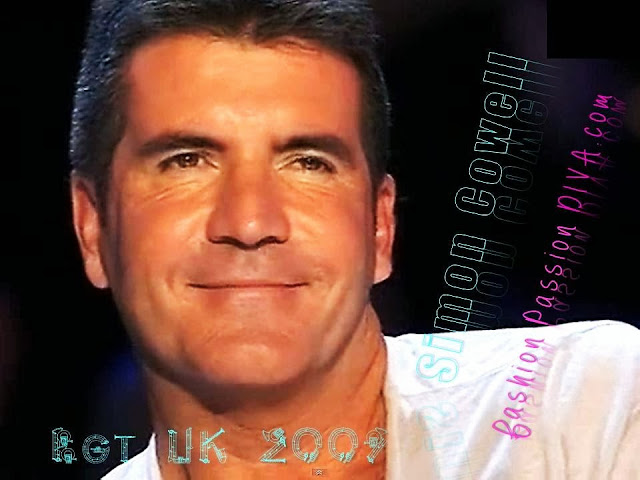Simon Cowell's Signatures of Approval: Britain's Got Talent - http://fashion-passion-diva.blogspot.com