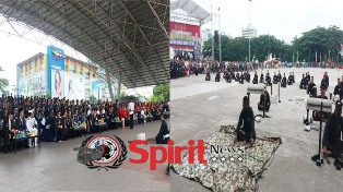 Kapolda Sulsel,Saksikan Atraksi Prajurit TNI