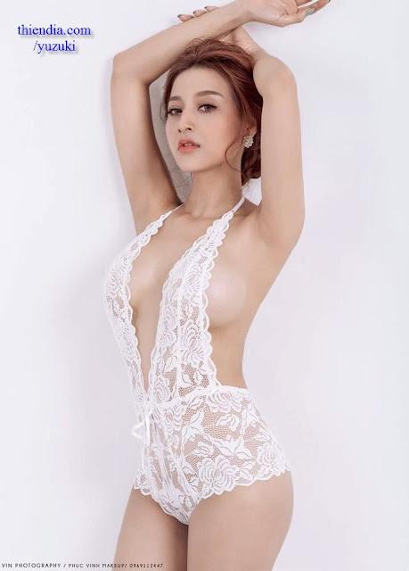 Ảnh nude hot girl facebook Kim Lê 12